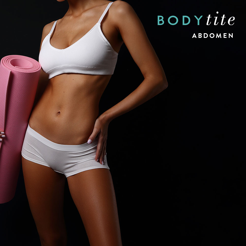 Skin Tightening BodyTite Abdomen