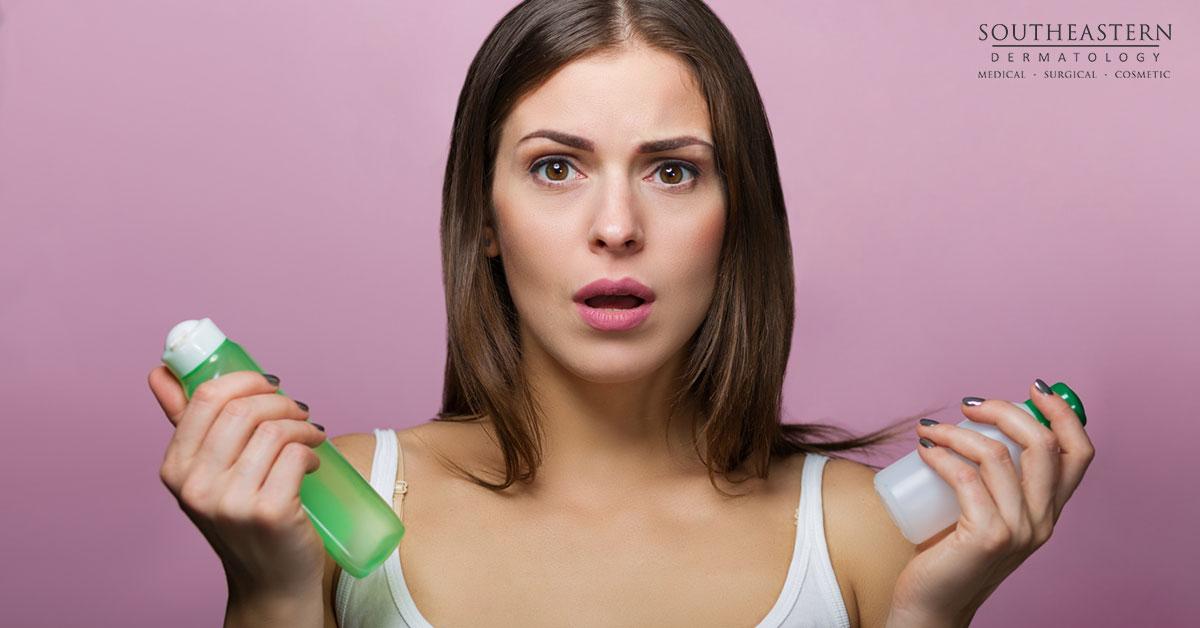 Acne: To Scrub Or Not To Scrub?