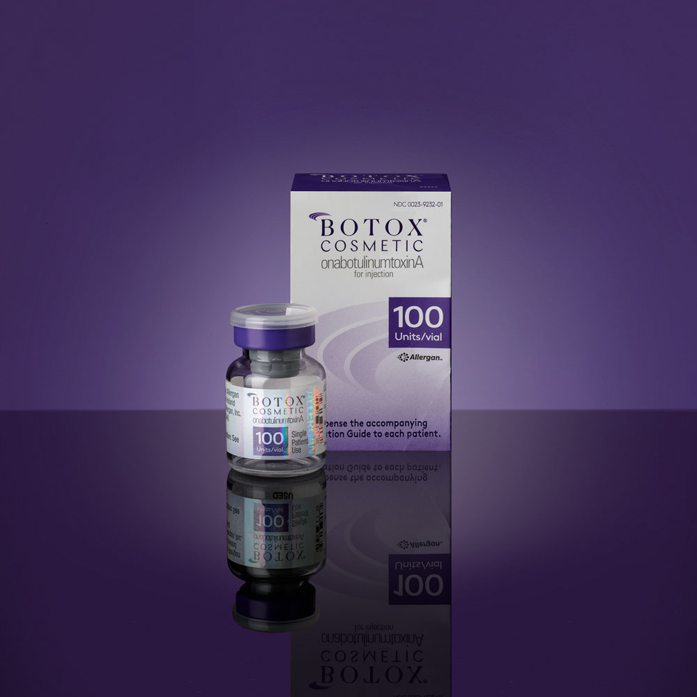 Injectables BOTOX Cosmetic