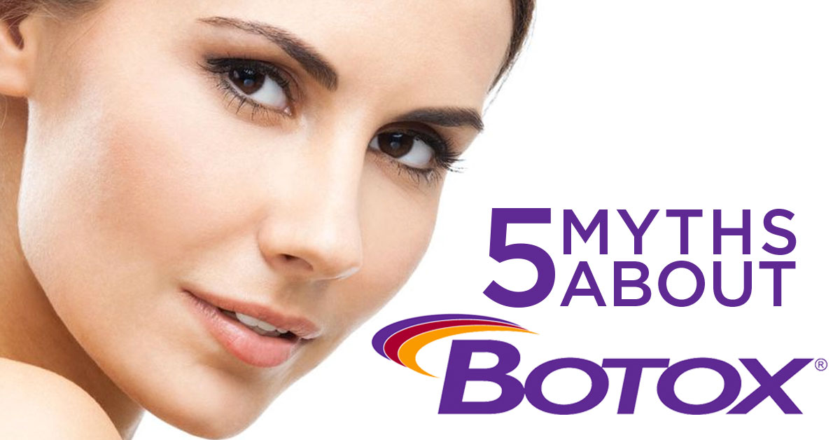5 Myths About Botox and Anti-Wrinkle Injections in Knoxville