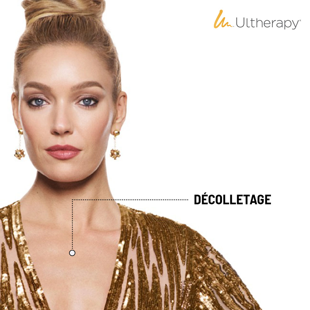 Skin Tightening Ultherapy Décolletage