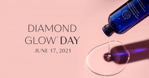 DiamondGlow Day: June 17, 2021