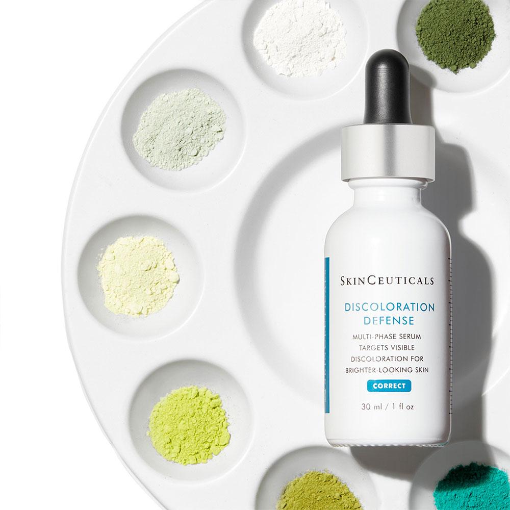 Brightening Discoloration Defense