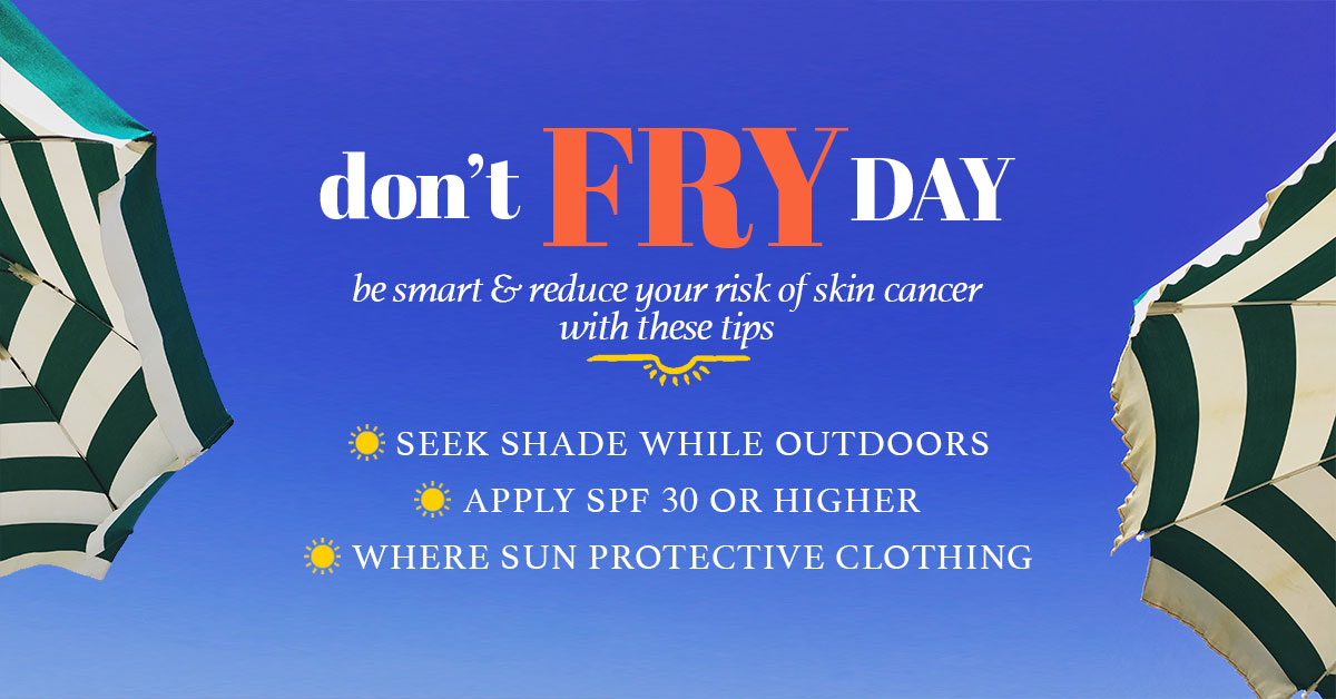 Don't Fry Day