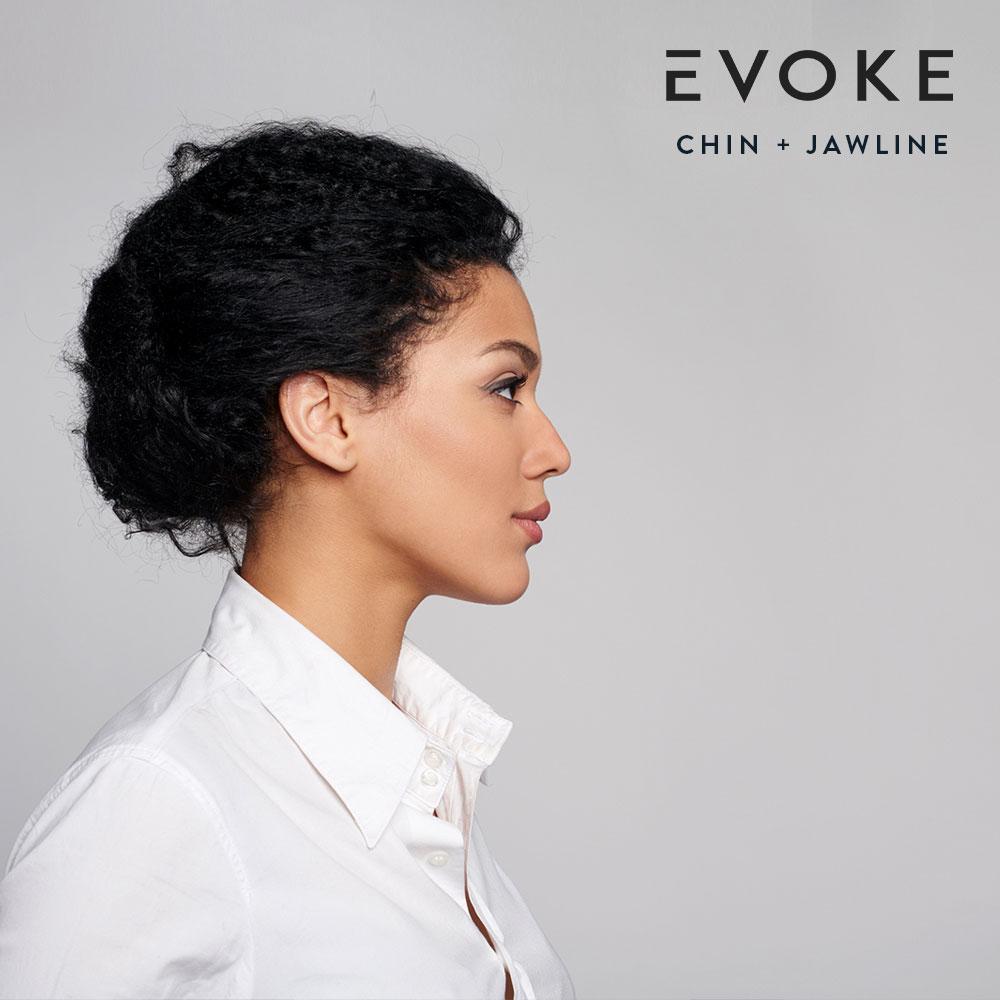 Facial Contouring Evoke Chin + Jawline