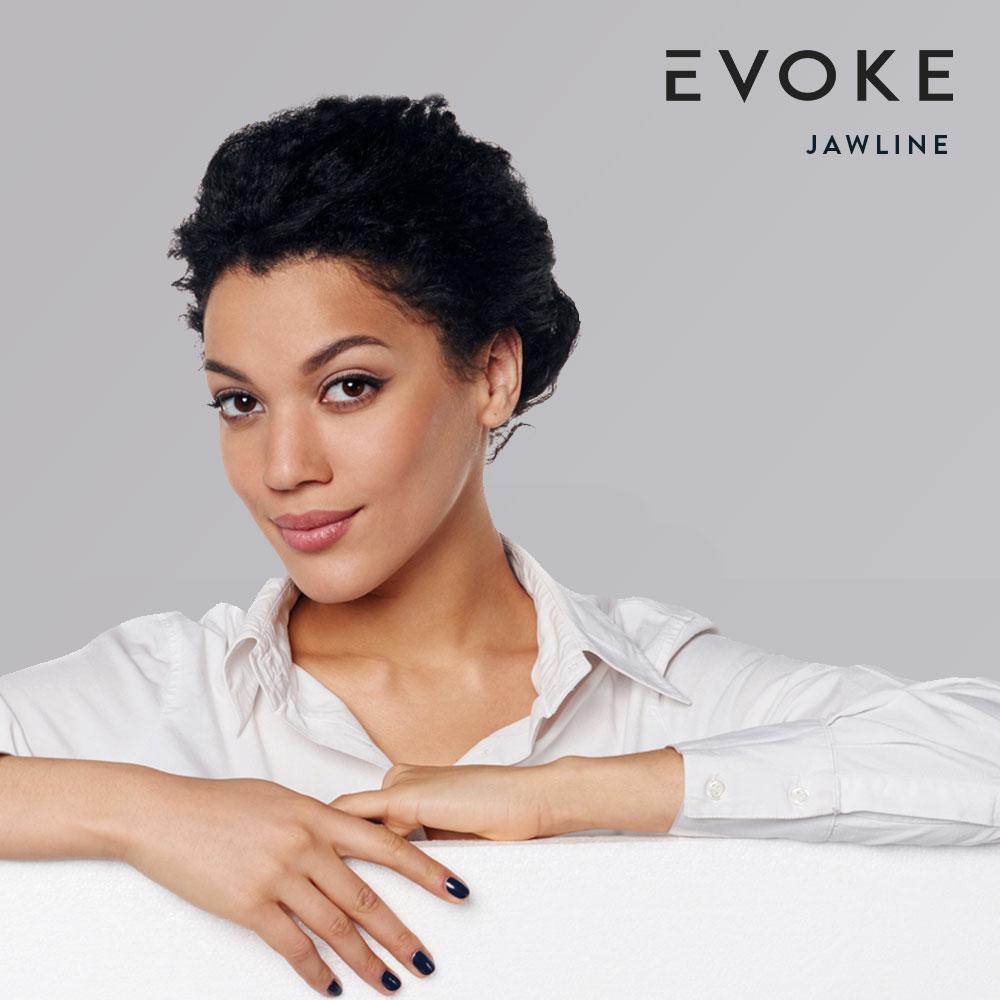 Facial Contouring Evoke Jawline