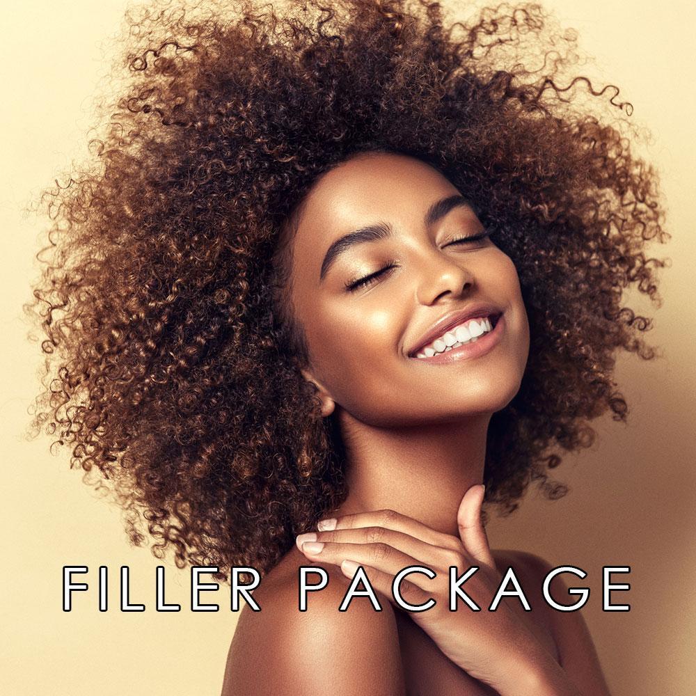 Southeastern Dermatology Filler Package