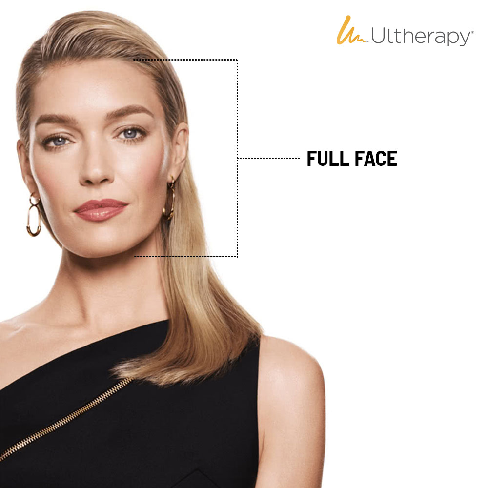 Skin Tightening Ultherapy Full Face