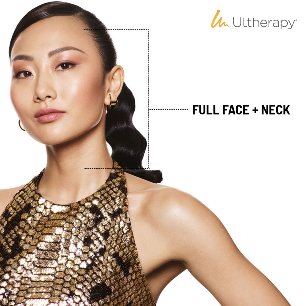 Facial Contouring Ultherapy Full Face + Neck