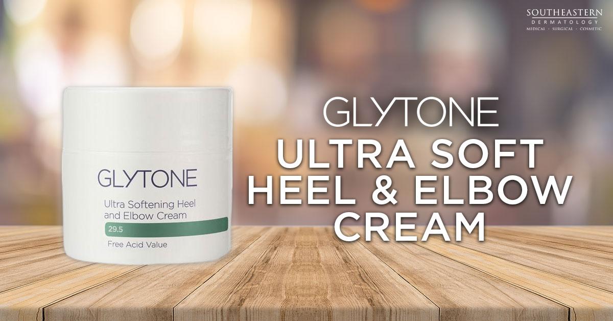 Glytone Ultra Softening Heel & Elbow Cream
