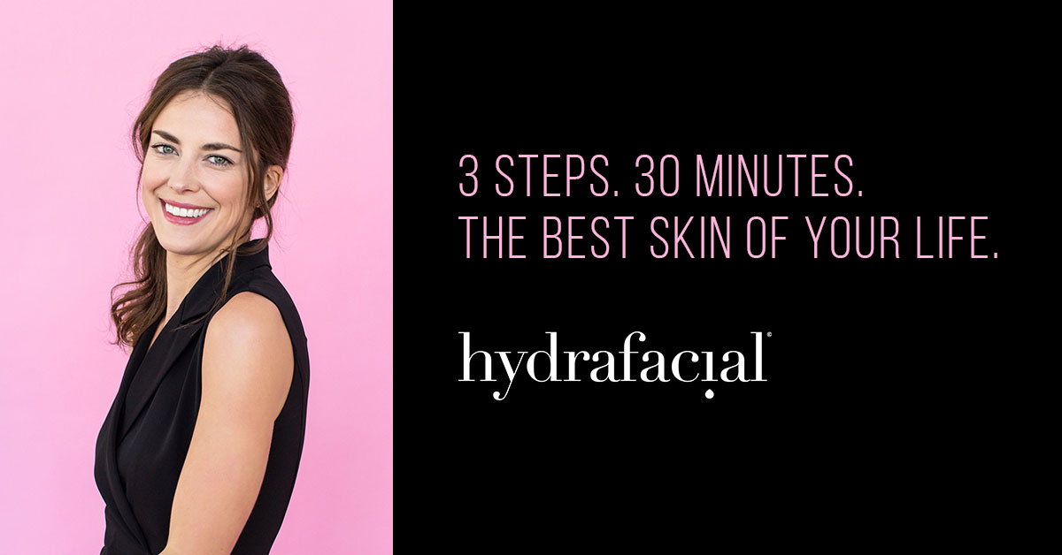 HydraFacial: Get The Best Skin Of Your Life