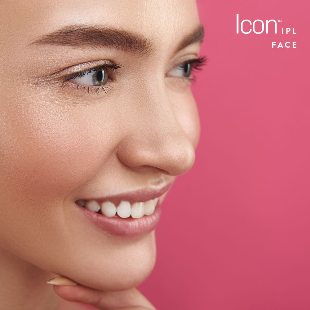 Laser Treatment IPL Photofacial: Face (3 tx)