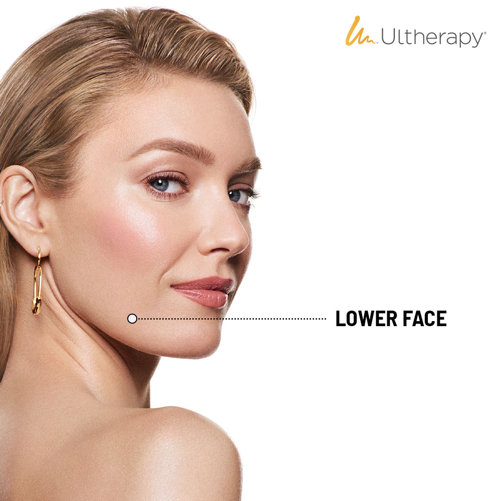 Facial Contouring Ultherapy Lower Face