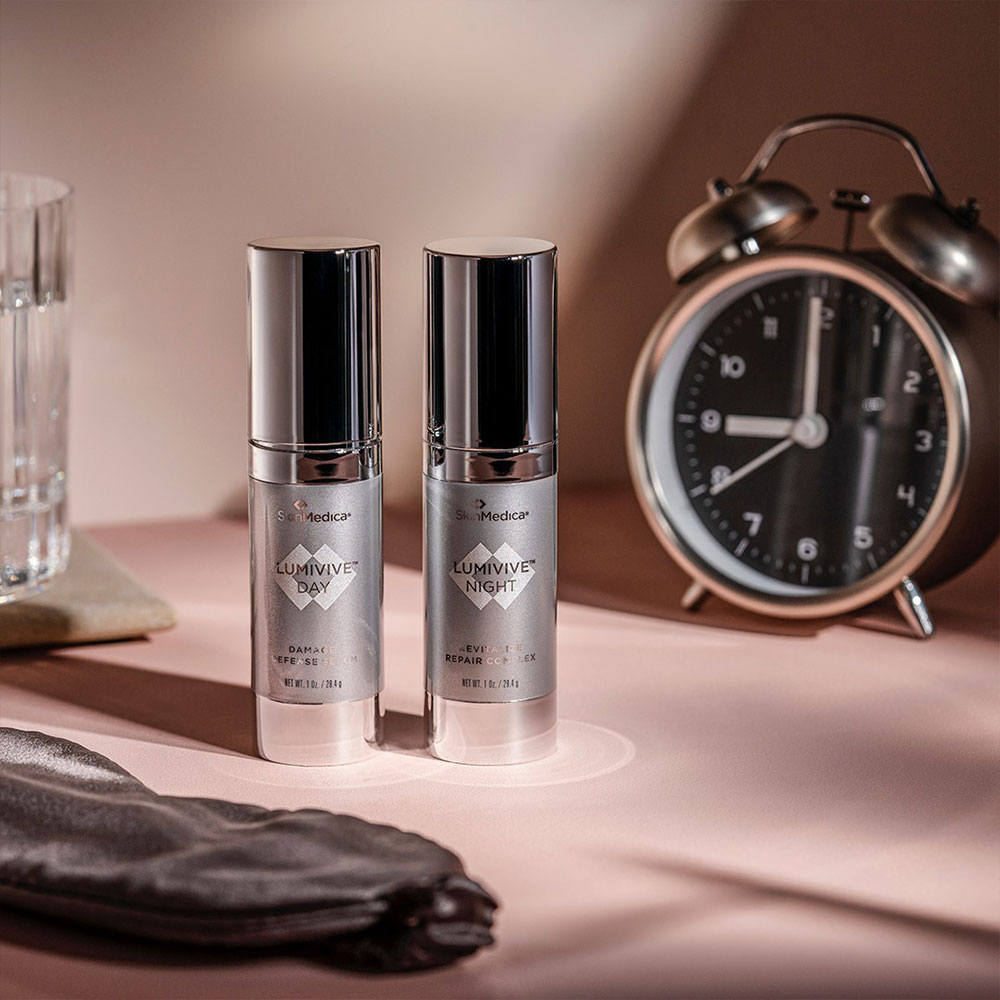Redness Lumivive System