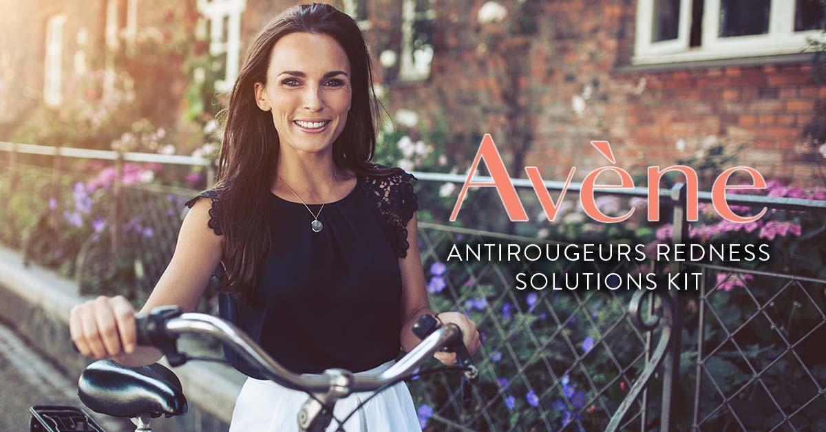 Avéne Antirougeurs Redness Solutions Kit