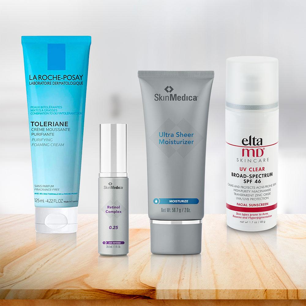 Men's Skincare Regimen