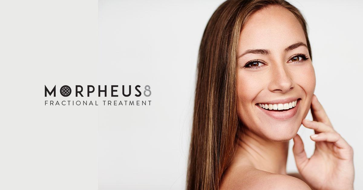 Morpheus8: Radiant, Beautiful & Wrinkle Free