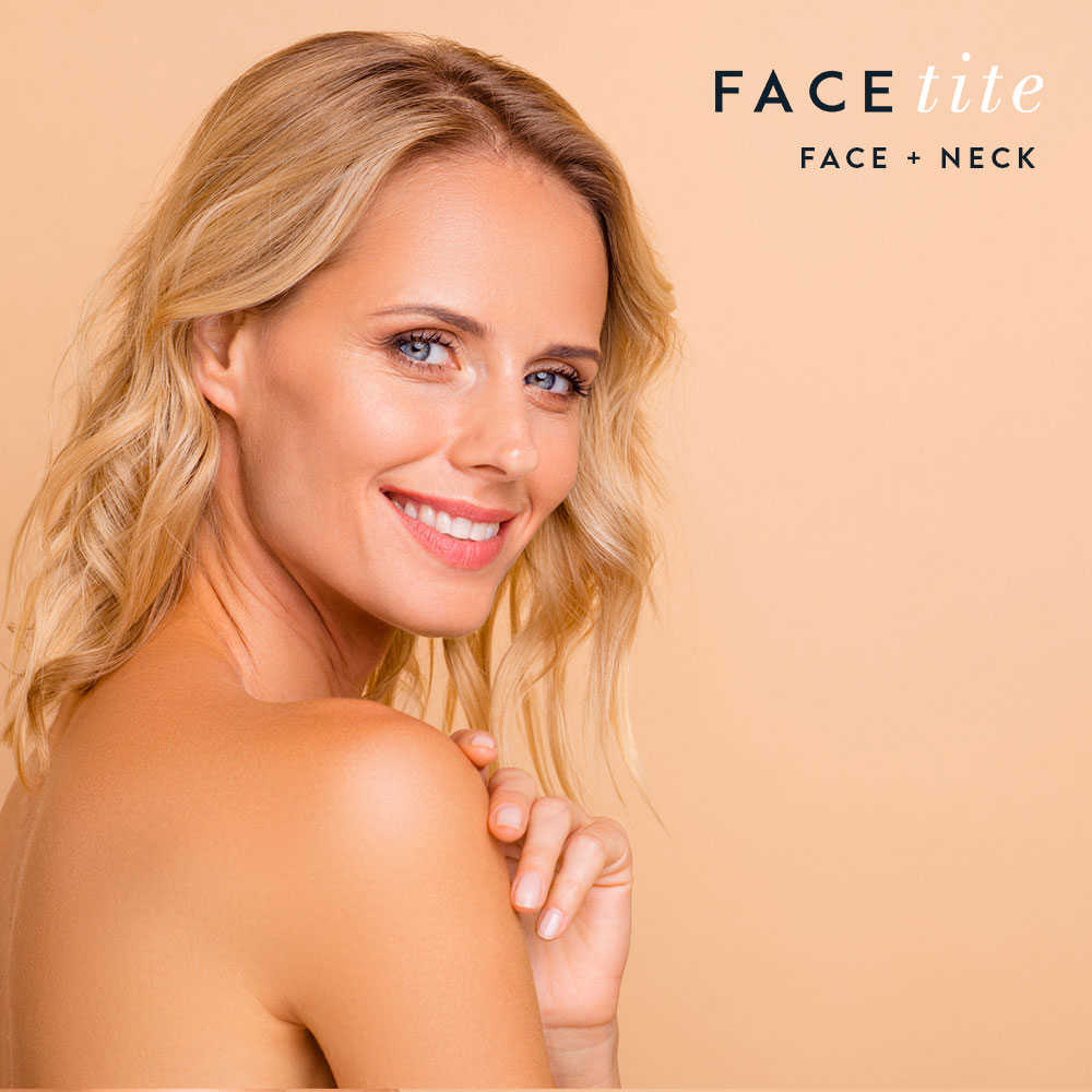 Facial Contouring FaceTite Neck + Face