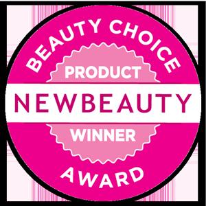 NewBeauty Award Winner: 2014, 2015, 2016