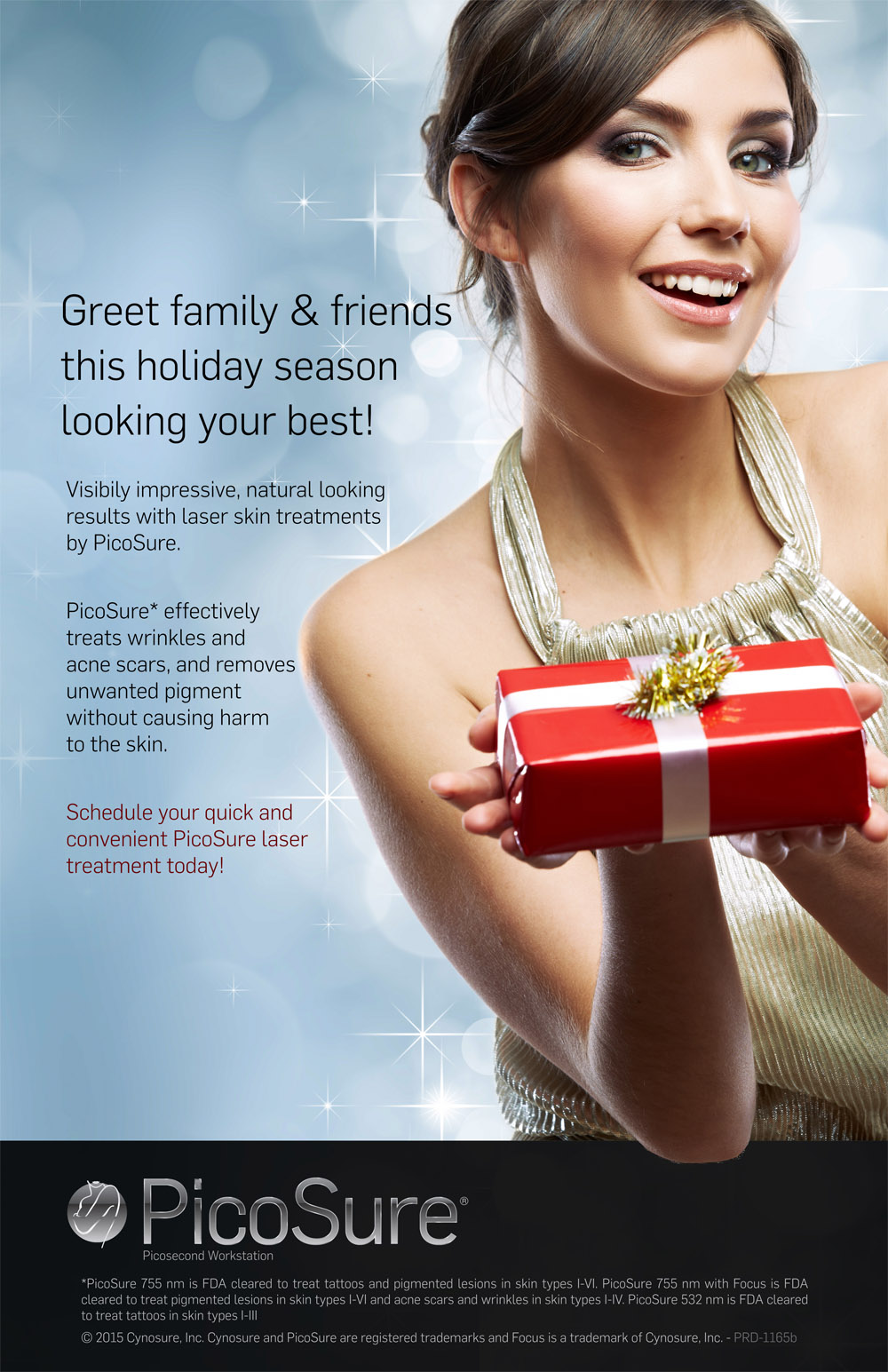 PicoSure Holiday Promotion