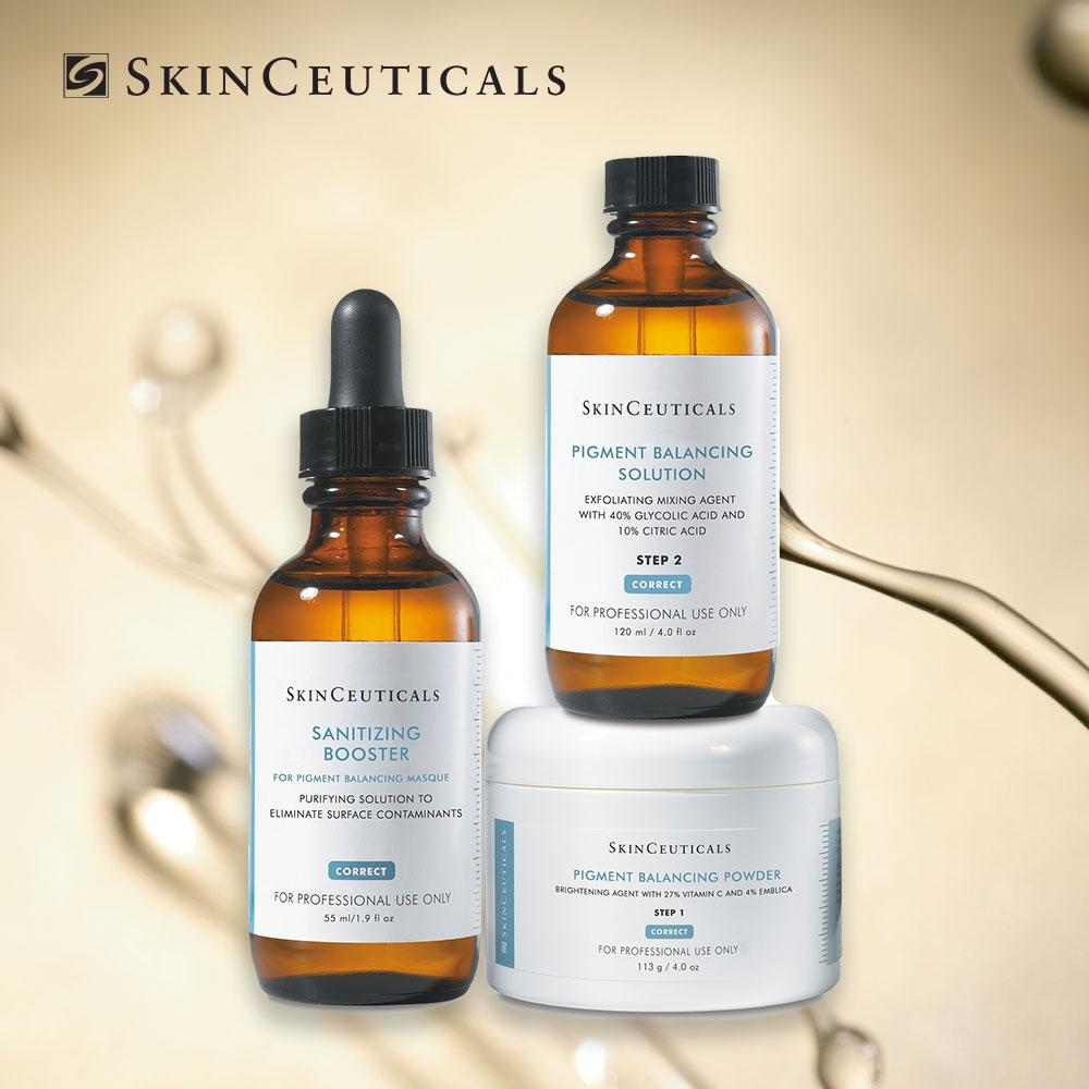 Facial Treatment Pigment Balancing Peel