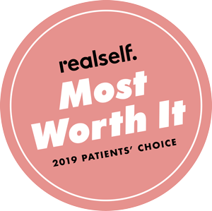 RealSelf Most Worth It 2019 Patient's Choice Awards