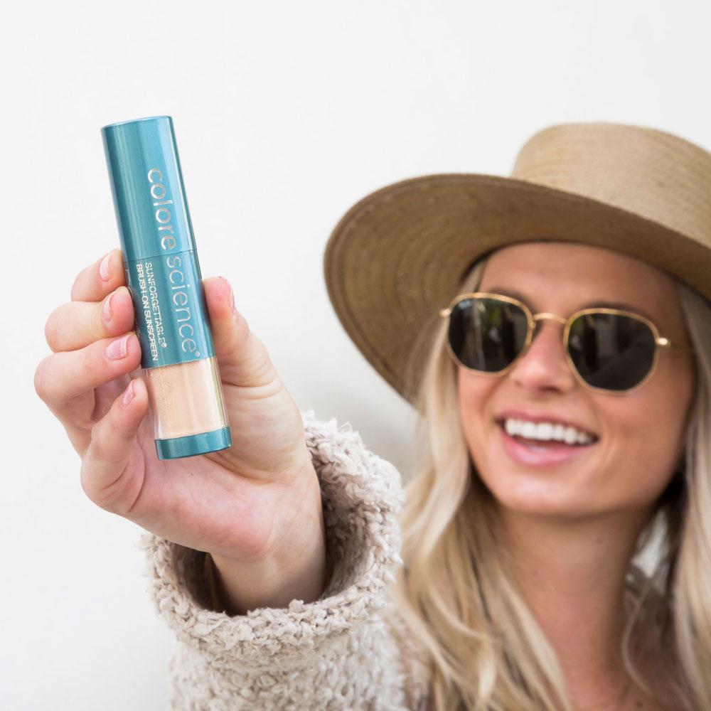 Colorescience Sunforgettable Sunscreen Brush SPF 30 Refill