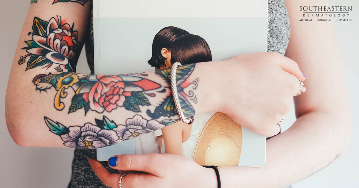 Rue Your Tattoo? Laser Tattoo Removal in Knoxville, TN