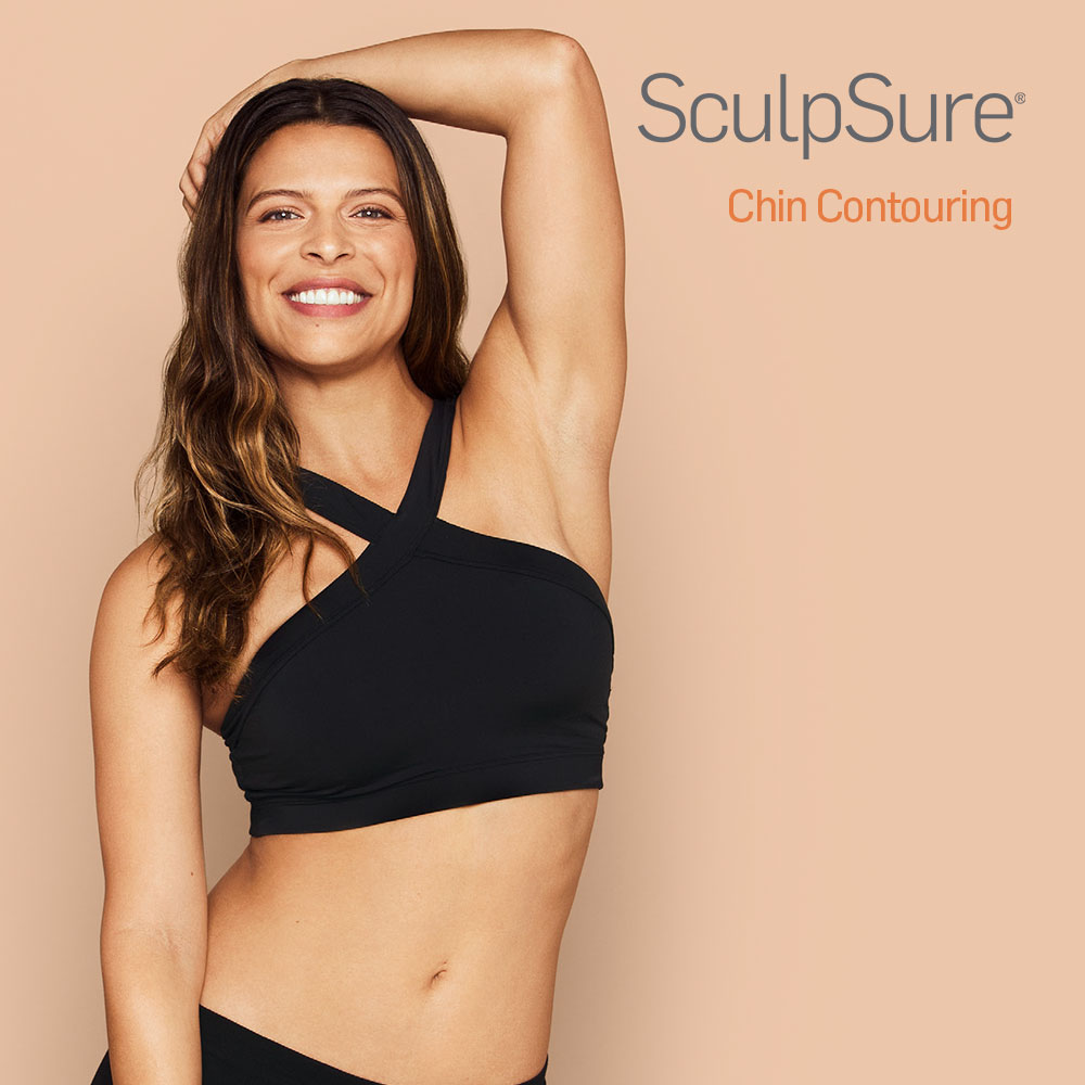 Facial Contouring SculpSure Submental