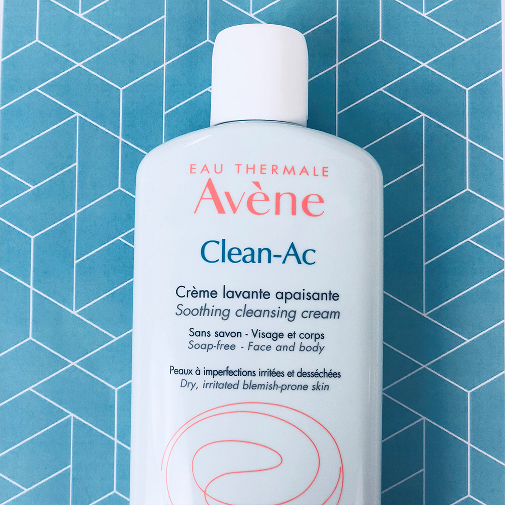 Avène Skin Care Clean-AC Soothing Cleansing Cream