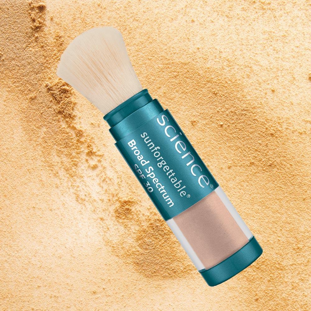 Makeup Sunforgettable Mineral Sunscreen Brush SPF 30