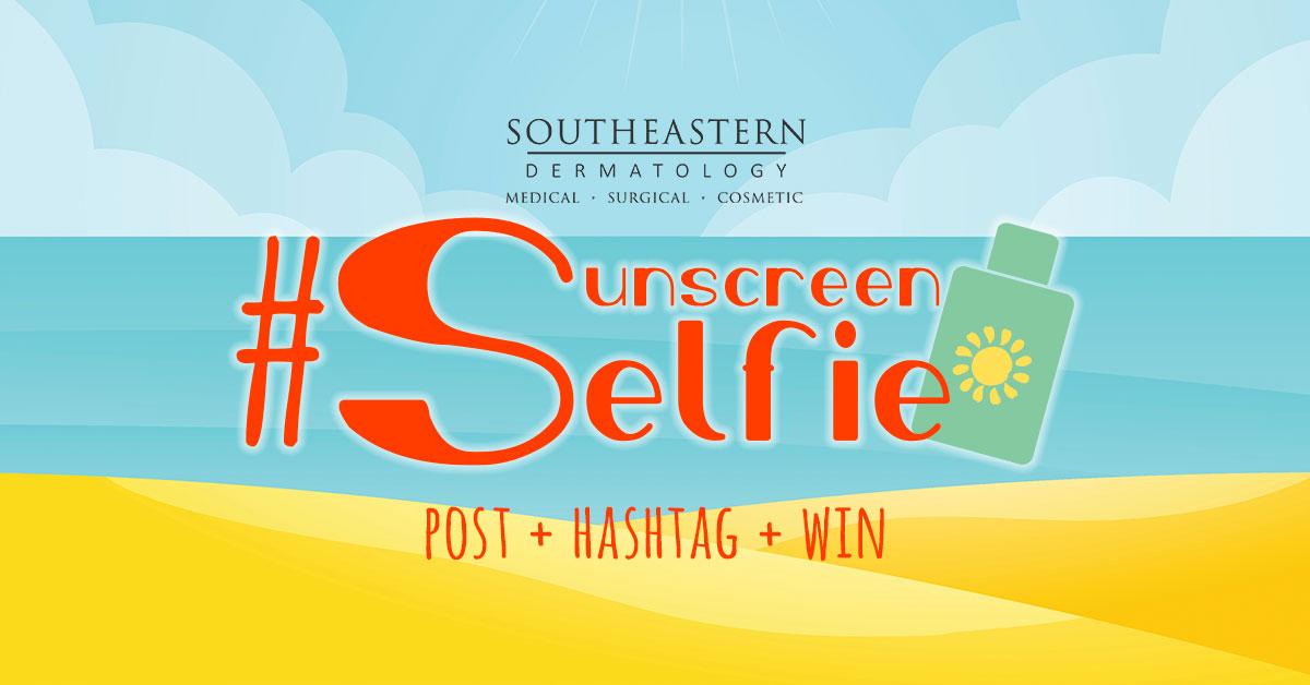 Sunscreen Selfie Contest 2017
