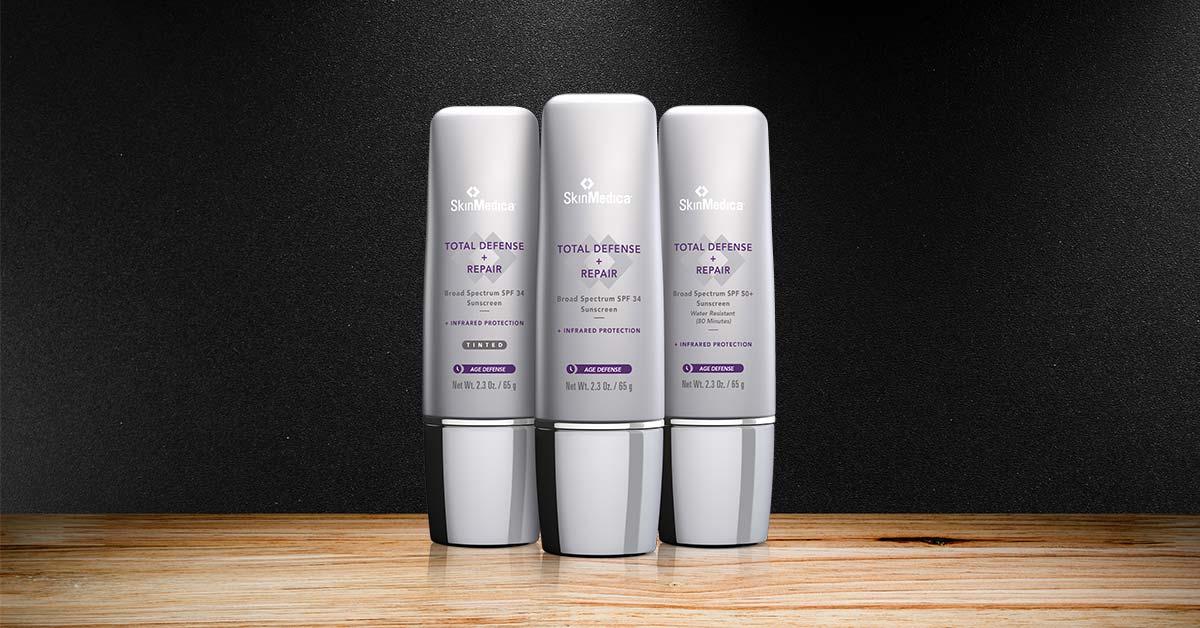 SkinMedica Total Defense + Repair