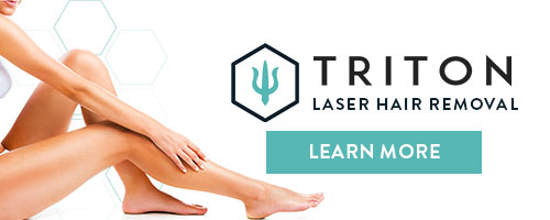 Click to visit page: Triton: The Standard For Fast Laser Hair Removal