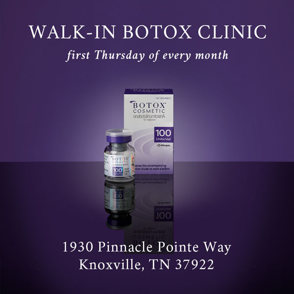 Click to visit page: Botox Knoxville