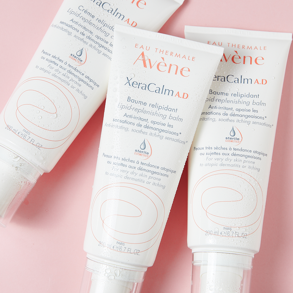 Avène Skin Care XeraCalm A.D Lipid-Replenishing Cream
